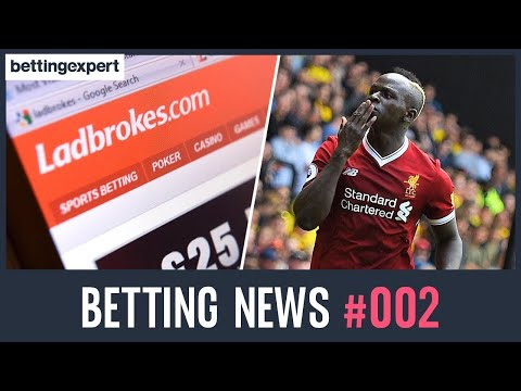 bettingexpert Betting News | Major Liverpool injury doubt, bookmaker business booming, World Cup tip