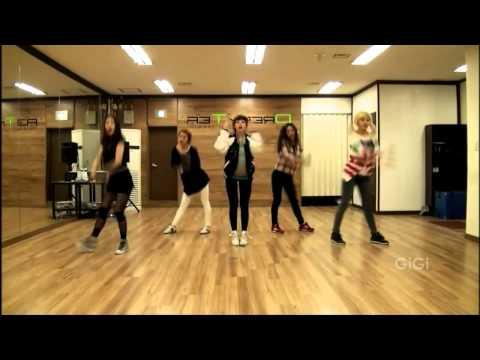 Girls Day - Twinkle Twinkle (Mirrored Dance Practice)