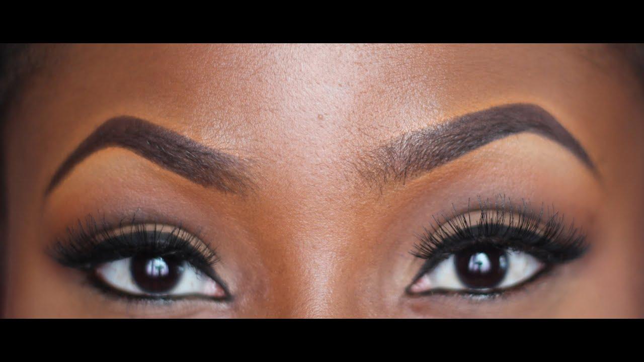 Perfect Eyebrows Tutorial