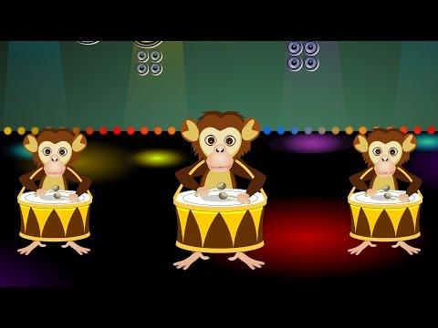 Dam Dam Dam - 3D Animation Telugu rhyme