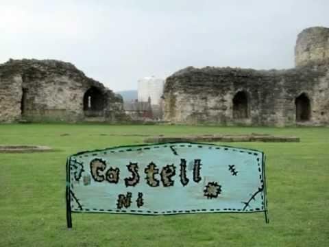 Castell Ni gan Menter Iaith Sir y Fflint