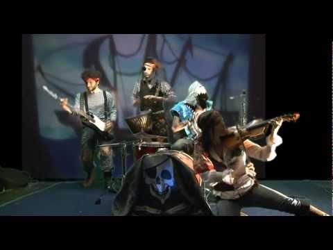 Seas Of Mirth - Phantom Vessel (Official Video)