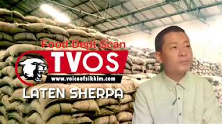 Laten Sherpa expose crores Atta Ghotala in Sikkim Food Dept