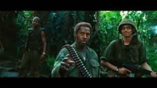 Behind the scenes una guerra de película