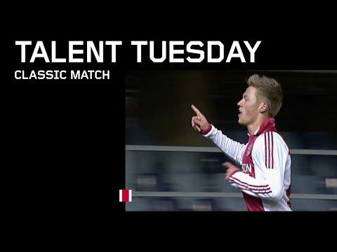 Talent Tuesday Classic Match: FC Barcelona O19 – Ajax O19