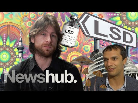 LSD and MDMA: Meet the man behind NZ's first psychedelic charity | Newshub