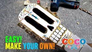 Making the Coco Guitar Replica (Full Tutorial)