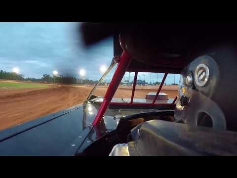 mack10 superstreet heat race @ Golden Isles Speedway 5-5-18 from his perspective in the car