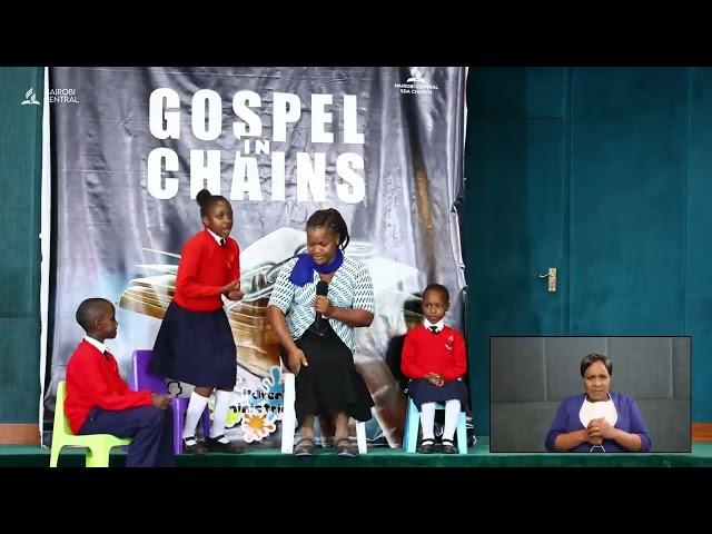 #1 Gospel in Chains   Gospel in Chains