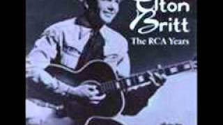 Elton Britt - The Crawdad Song