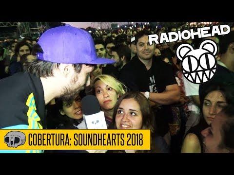 COBERTURA Radiohead Argentina 2018