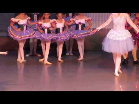 Little Doll ballet performance by Miami Royal Ballet