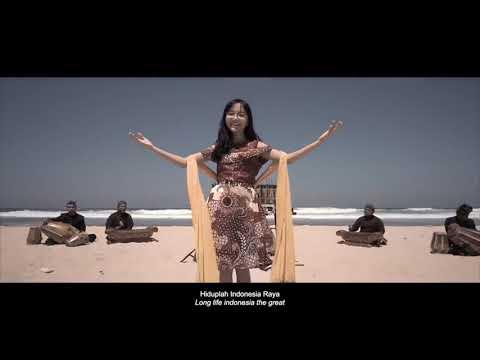 Alffy Rev - Indonesia Raya + Satu Nusa Satu Bangsa (Feat. Misellia)