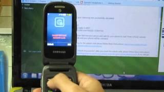 Unlock Samsung Rugby 3 A997