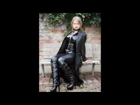 Leather Bondage Collar, Ankle and wrist Cuffs Miss Courtney from YouTube · Duration:  2 minutes 41 seconds