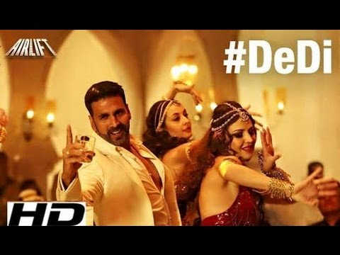 songs of movie airlift
