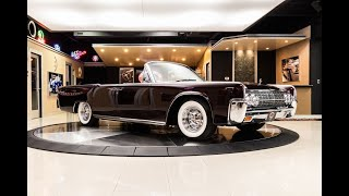 1962 Lincoln Continental For S…