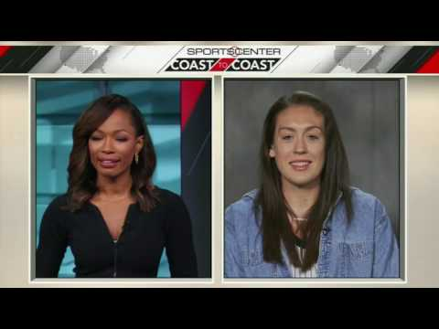 Breanna Stewart Named 2016 WNBA Rookie Of The Year