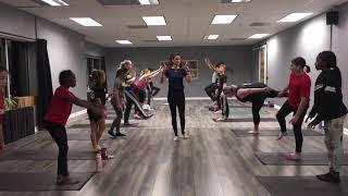 Yoga Shred - December 29, 2020