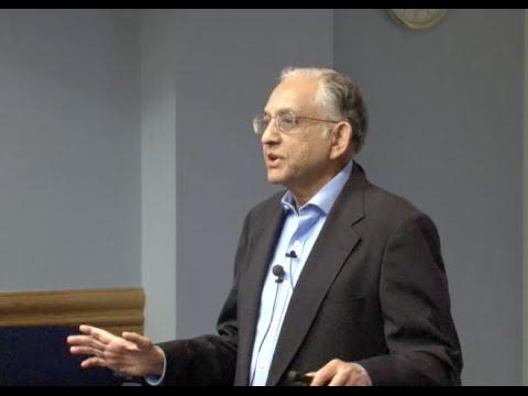 Pawan K. Bhartia Maniac Lecture, August 27, 2014