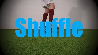 shuffle fast footwork drills soccer football first touch training for u6 u7