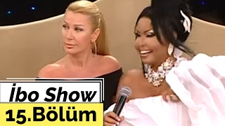 İbo Show - 15. Bölüm (Bülent Ersoy - Seda Sayan - Armağan) (2007) 2017 Video