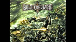 Bolt Thrower - Contact Wait Out Complete Cover