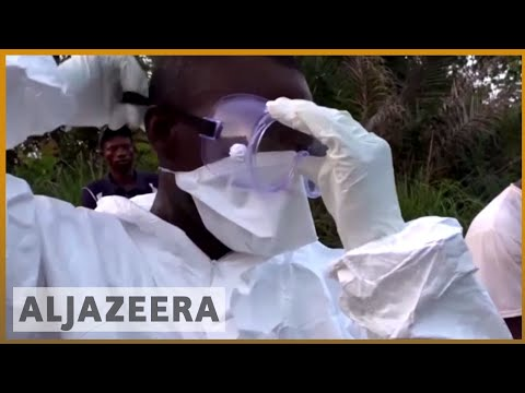 🇨🇬 🏥Ebola vaccines to start in DR Congo on Sunday | Al Jazeera English