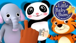 Eeny Meeny Miny Moe | Learn with Little Baby Bum | Nursery Rhymes for Babies | Songs for Kids