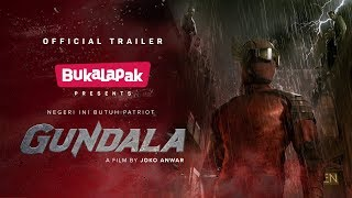 Gambar cover GUNDALA | Official Trailer 2019 | Abimana Aryasatya, Tara Basro, Bront Palarae, Muzakki Ramdhan