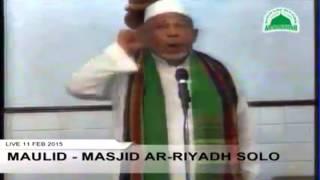 HABIB THOHIR ALKAF VS QURAISH SHIHAB PART 2