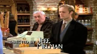 Frasier - Martin discute con un vendedor