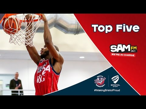 Top 5 Plays of the Month: December 2016