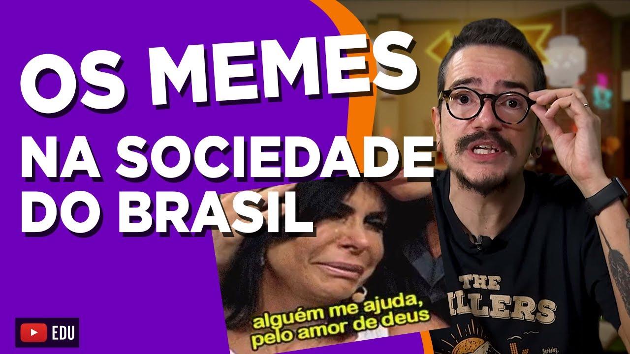 Os impactos dos memes na sociedade brasileira
