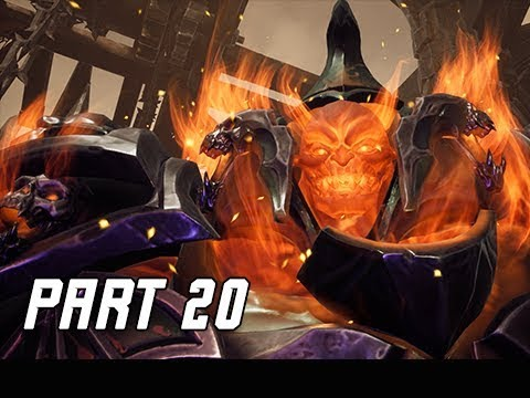 DARKSIDERS 3 Walkthrough Gameplay Part 20 - WRATH (Let's Play Commentary)