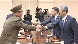 Северная и Южная Корея продолжают переговоры, пытаясь избежать конфронтации
