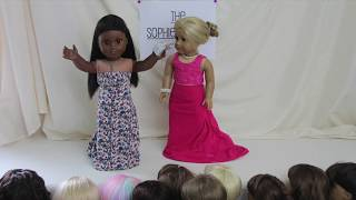 The 2017 Sophie Awards Ceremony! (American Girl Stopmotion)