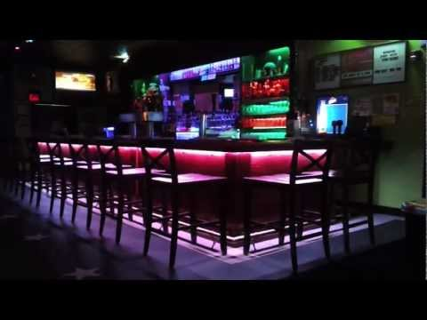 Singers Karaoke Club LED Bar Lighting