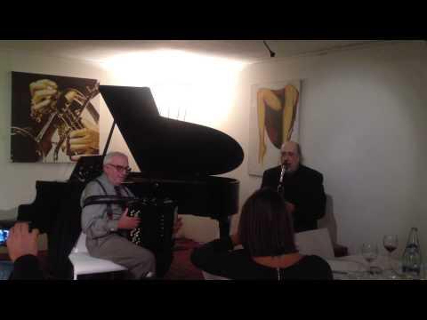 Trovesi e Coscia, serata 2013
