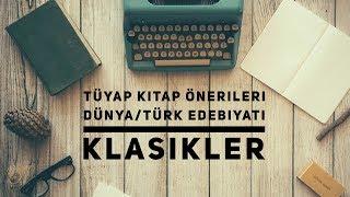 Tüyap Kitap Önerileri 4 - Dünya/Türk Edebiyatı / Klasikler
