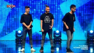 İkinci kere istenilen dans gösterisi muhteşem Yetenek sizsiniz türkiye 2017