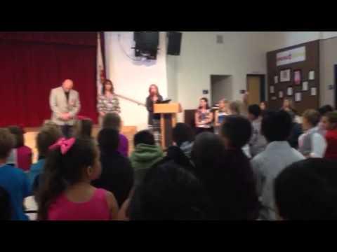 Django wins student of the Year