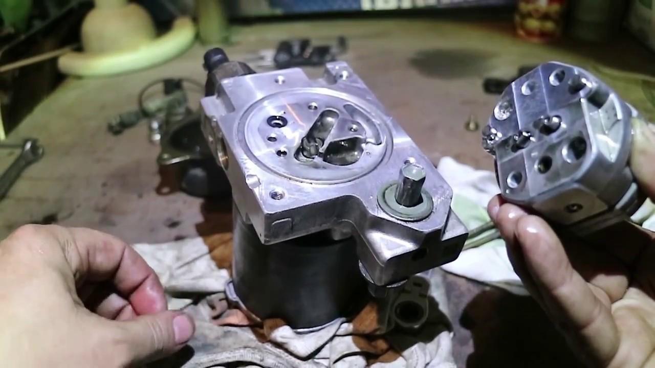 Ремонт Toyota LC100\LX470 (система AHC
