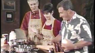 Bbq Turkey Meatballs - Healthy Cooking With Jack Harris, Kim Goddard & Charles Knight