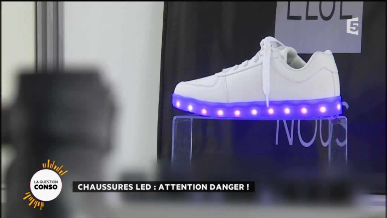 Chaussures Danger Attention Led Led Chaussures Youtube dZvdqTw8nx