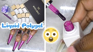 DIY Testing Liquid Polygel