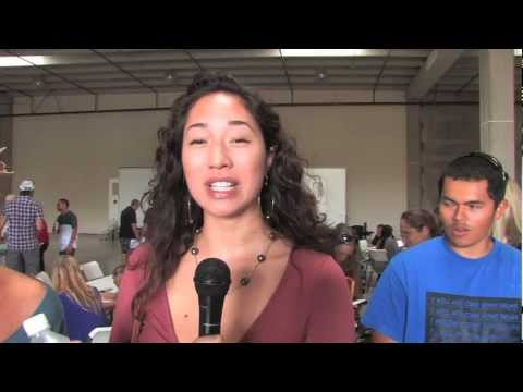 Maui Film Studios Job Fair 2013 Interviews Part 2