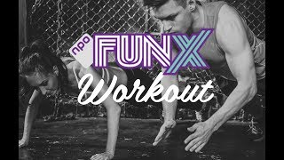 Fair Trained - HIIT Workout #1 - FunX edition