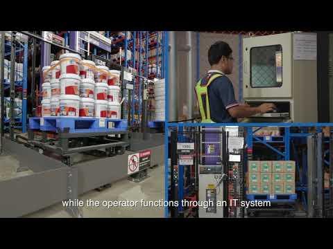 SCG Logistics Warehouse   CDC Wang Noi   YouTube