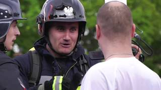 Firefighter Combat Challenge - Wrocław 2017 (FCC)